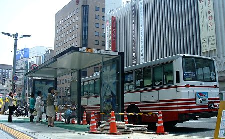 Haccho_busstop1